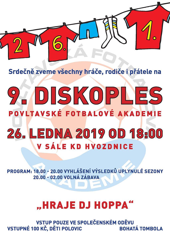 9. Diskoples - 26.01.2019